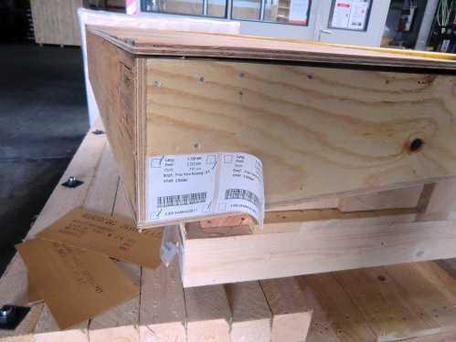 Die Kiste wartet auf die Bilder :-)