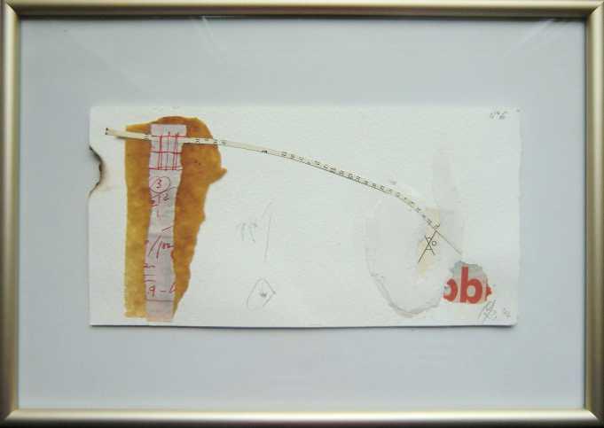 Mail-art Marino Rossetti